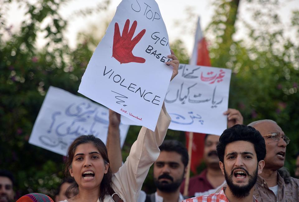 Honour killing,Woman,Body