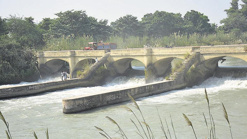 The Ganga Water Project has been in the making for two years.