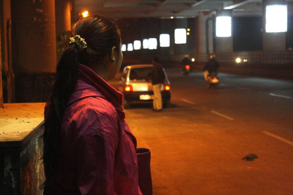 Women feel unsafe as cases of stalking and molestations are taking place in markets,  residential areas and bus stops