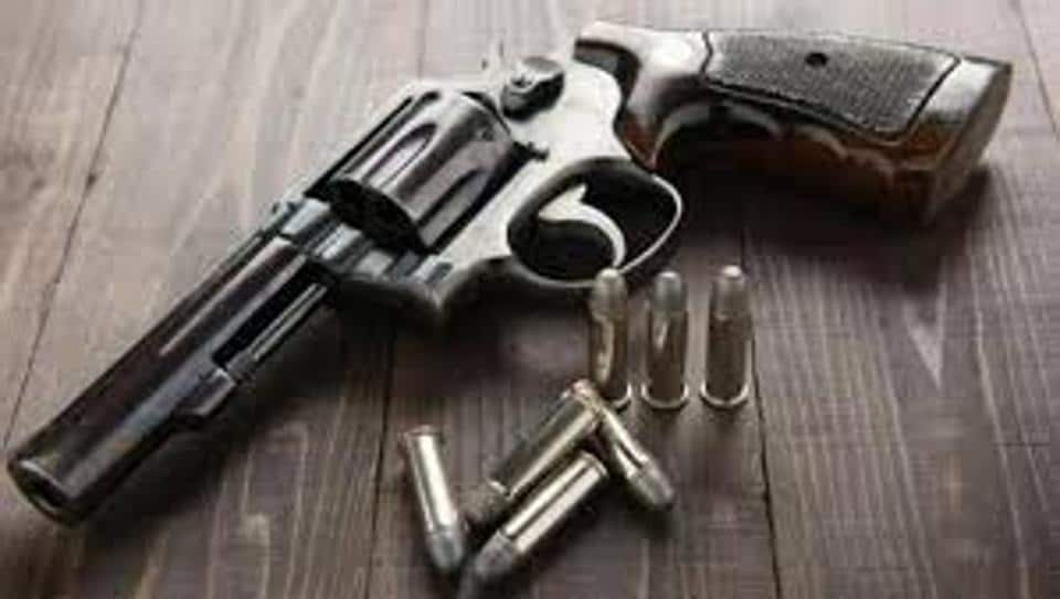 The police fired six rounds, killing Shyam Dabate and Dhananjay Shinde on the spot.