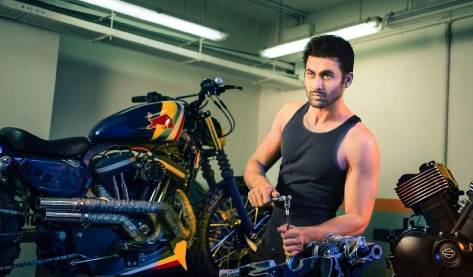 Actor Freddy Daruwala says he is perpetually married to motorcycles.