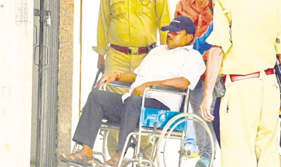 Yadav Singh's case relates to alleged corruption in public work projects undertaken in Noida.