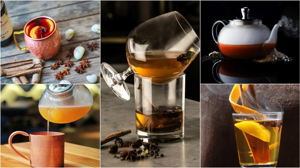 The warm, soothing cocktails made by infusing exotic spices with liquor are a perfect companion for chilly nights.