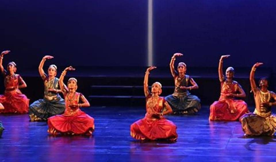 Young Kuchipudi dancers from Delhi will perform at the Namaste France festival in Paris.