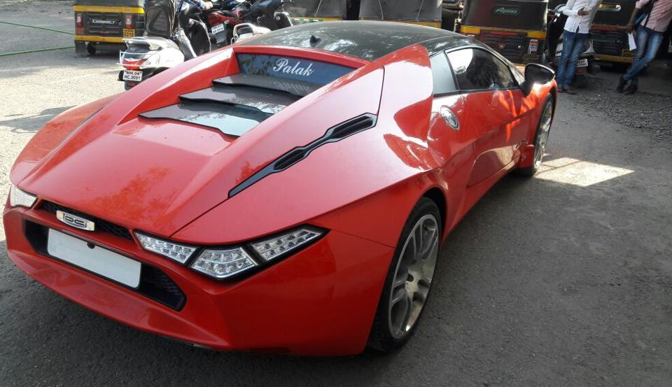 Mumbai,Sports car,DC Avanti