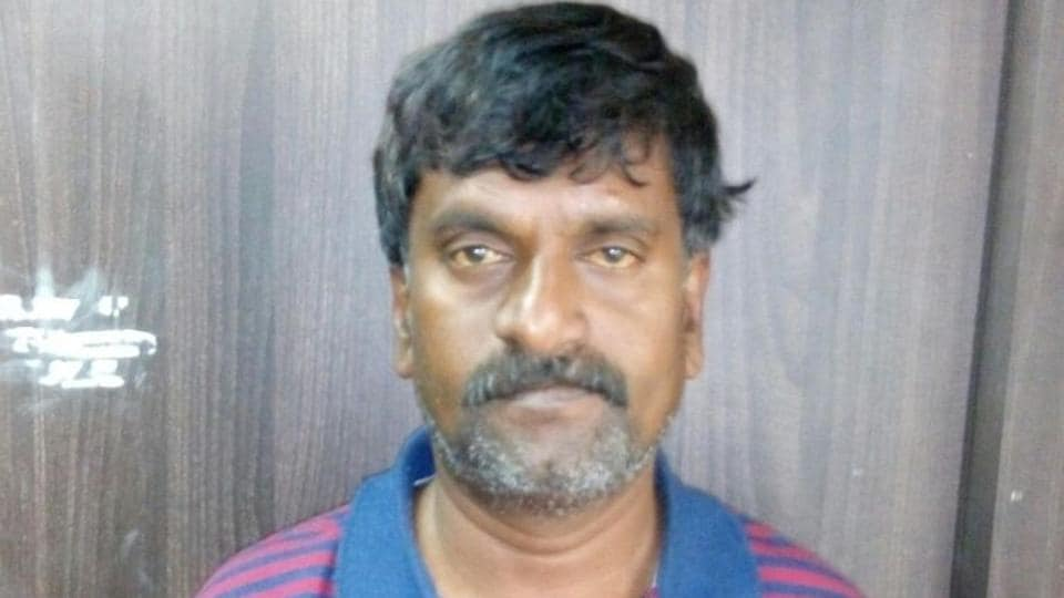 Dominic Selvaraj Roy, a contract driver of a logistics firm, had fled with a van with Rs 1.37 crore in cash in Bengaluru.