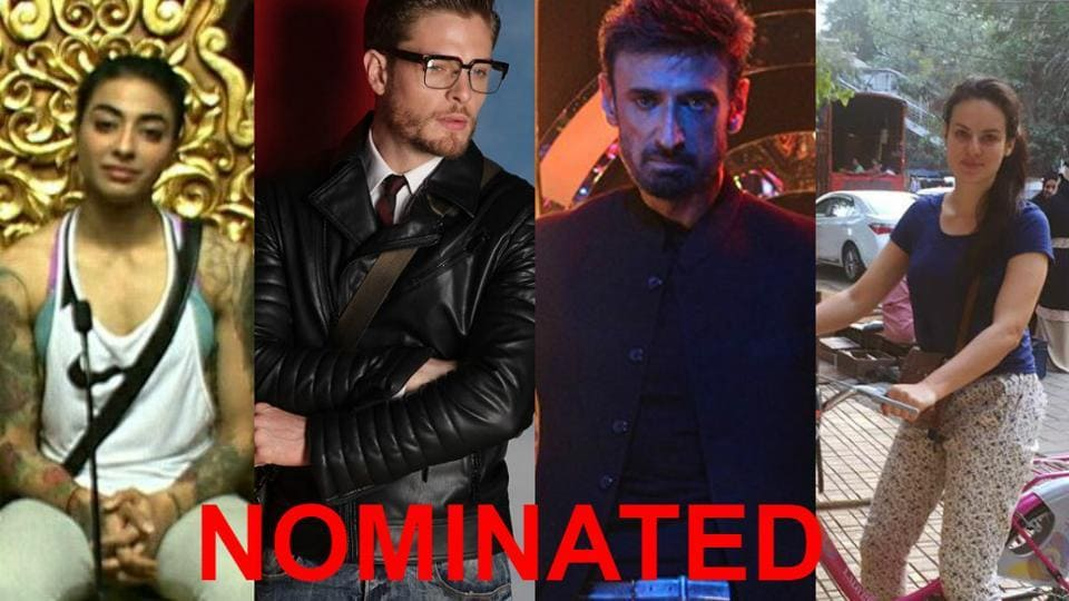 Bani, Rahul, Jason and Elena have been nominated for evictions this week.
