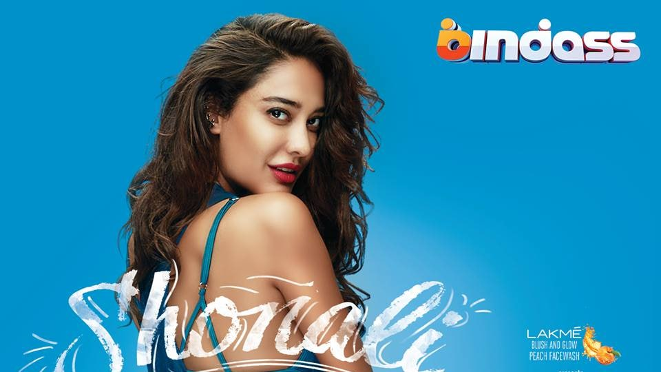 Lisa Haydon plays a musician in the upcoming web series The Trip.