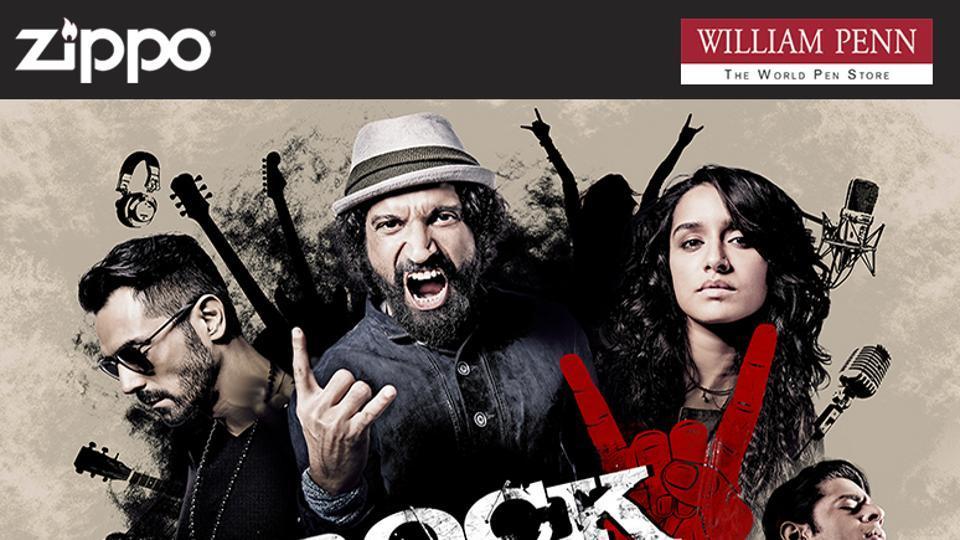 Rock On,Zippo,Farhan Akhtar