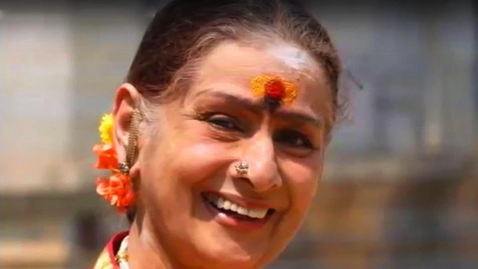 Veteran actor Kanchana is returning to the Telugu silver screen after more than 30 years.
