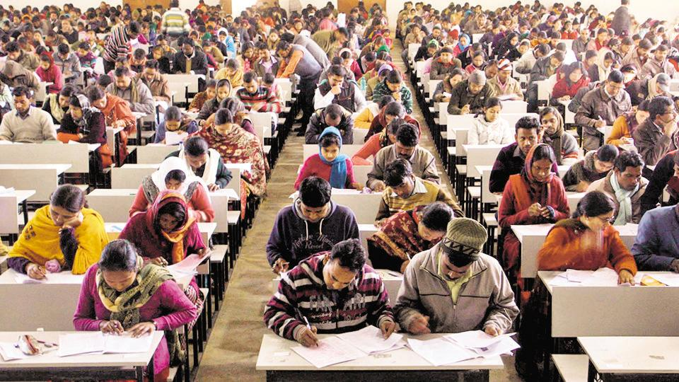 Teachers had earlier this year boycotted the evaluation process against the UGC guidelines on their service conditions. The protest was also against the Academic Performance Indicator (API)—the point system which determines their promotion levels. Teachers claim the UGC notification makes the API stringent.
