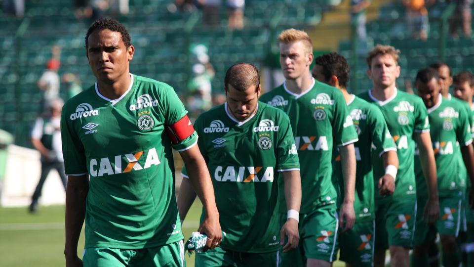 Brazil,Brazil footballers,Plane crash