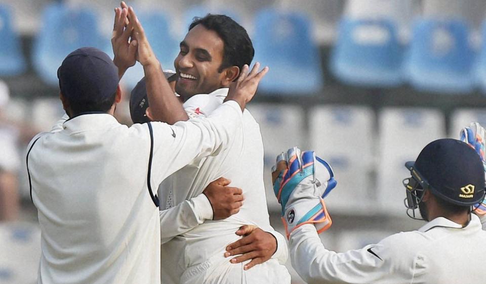 Mohali Test,India vs England,Parthiv Patel