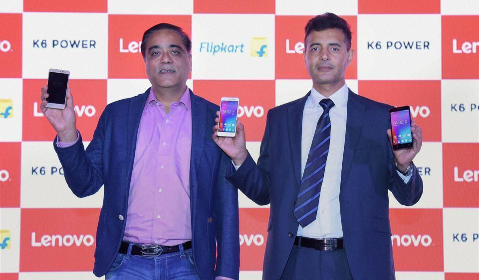 Lenovo,K6 Power,smartphones