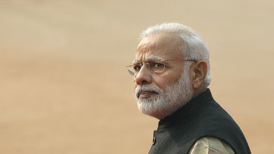 Indian Prime Minister Narendra Modi is among the contenders for Time's 'Person of the Year' title and is leading the magazine's online poll of readers' choice.