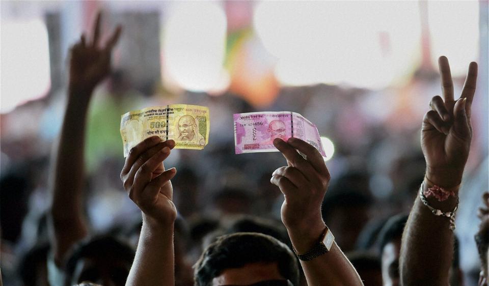 Demonetisation,Narendra Modi,Shashikanta Das