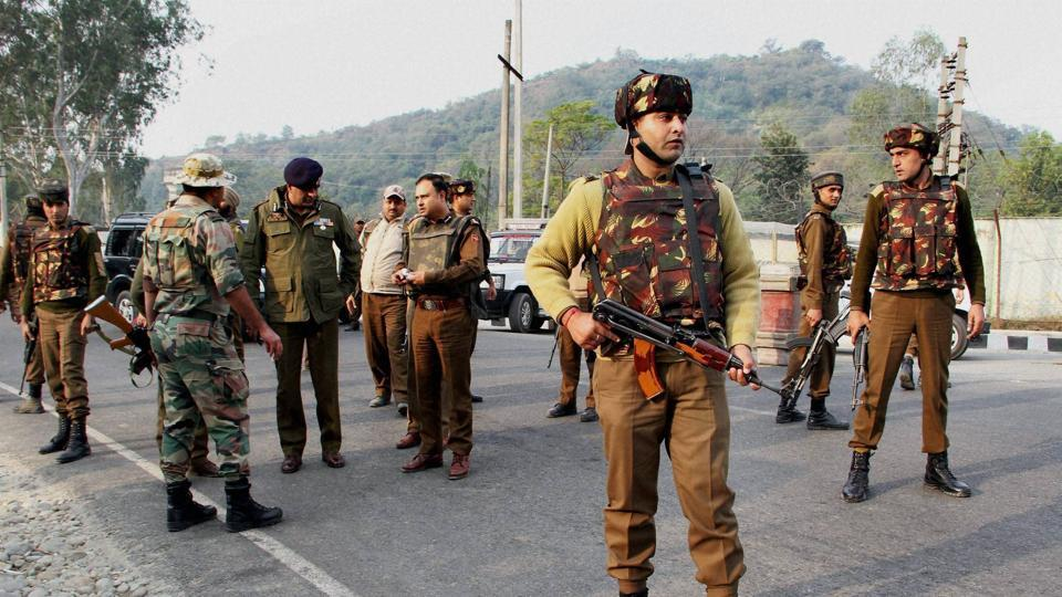 The BJP MP's remarks came after three soldiers, including a major, and four militants were killed as a fierce gun battle raged on Tuesday, the second such attack on an army facility in as many months.