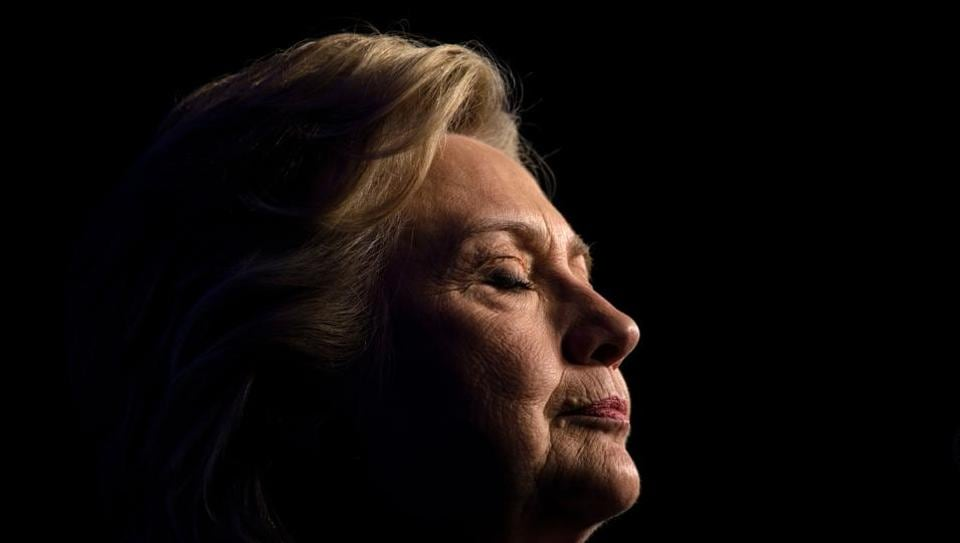 Hillary Clinton is focused on moving past her unexpected defeat and has devoted little attention to the recount of ballots.