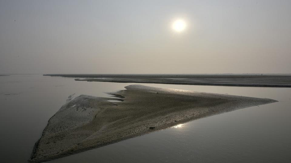 Ghaghra river,Ghaghra,Pollution