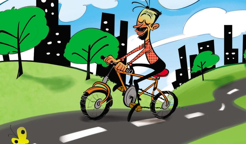 Imagine a Mumbai with green roads and clear air