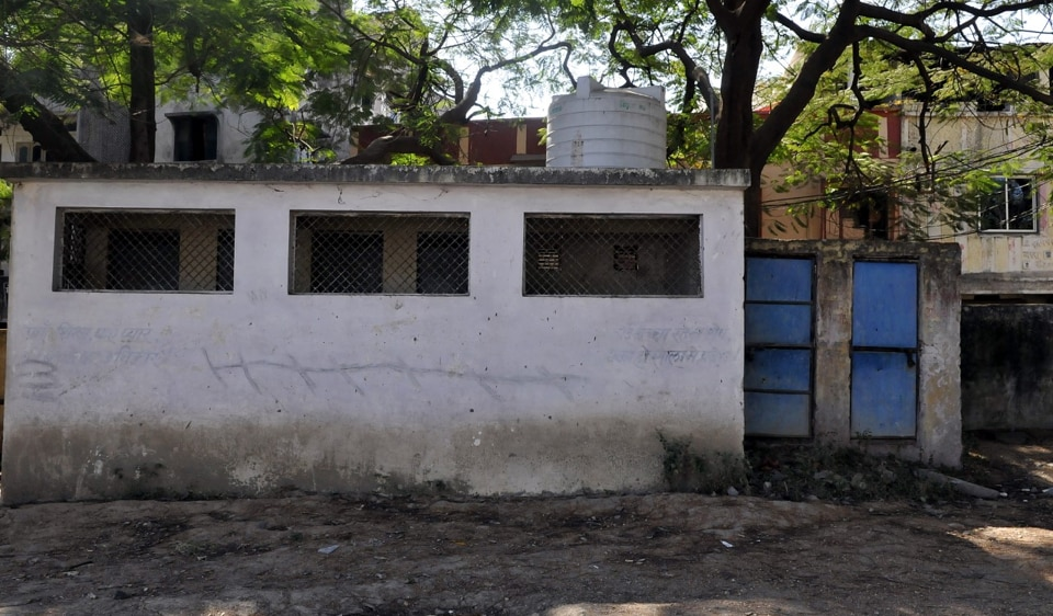 In many government-run schools in Indore, students are forced to relieve themselves in the open due to lack of clean toilets.