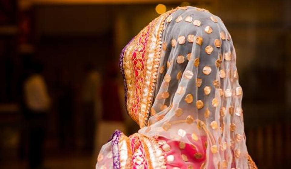The woman's father is in a state of shock as he had already spent Rs15 lakh on the wedding, said the police.