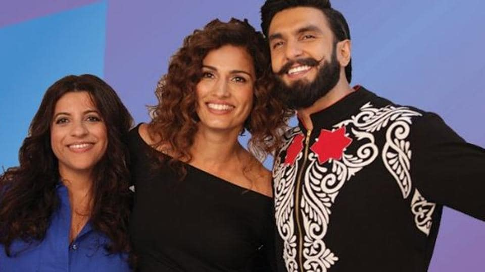 Ranveer Singh will be seen next on Vogue BFFs with Zoya Akhtar.