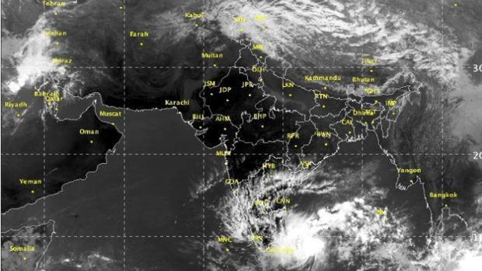 The cyclonic storm will bring plenty of rain in Chennai but not in the quantity that caused the devastating floods last year around the same time.