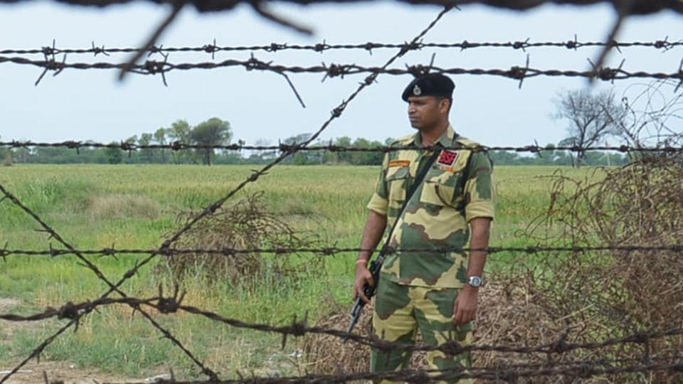 The Centre had acquired farmers' lands to install barbed fence and provide a passage for the security forces.