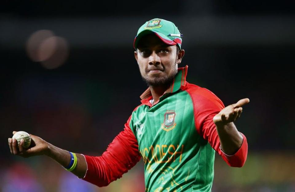 """Batsman Sabbir Rahman (in pic) and pacer Al-Amin Hossain of Bangladesh were both fined around $15,000 (R10lakh) for """"serious off-field disciplinary breaches"""" by the Bangladesh Cricket Board."""