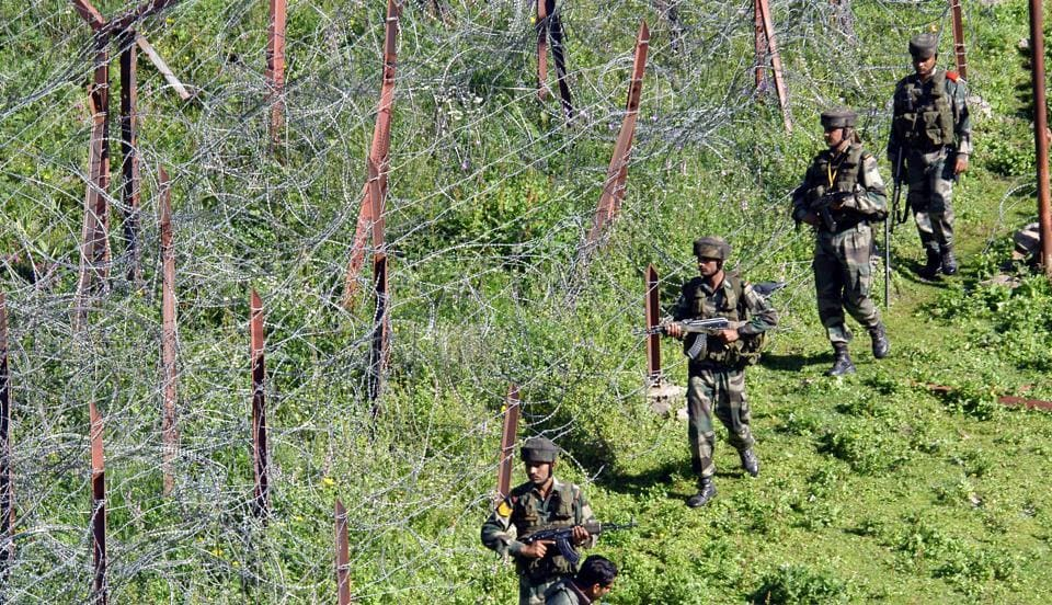 There has been increased volatility along the Line of Control — the de facto border — since a terror attack on an Indian Army base at Uri.