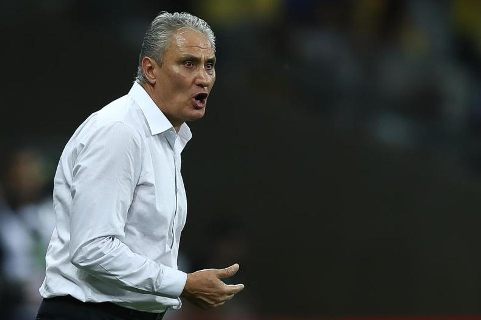 Brazil's new coach Adenor Leonardo Bacchi — known universally as Tite — has won all six South American World Cup qualifying matches in charge.