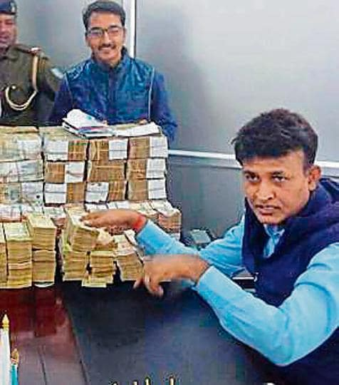 Taxmen seized 55% more cash and jewellery during April-October 2016, compared to the same period last year, while income-tax raids increased by 46% during the period, a top officer in the tax department told HT.