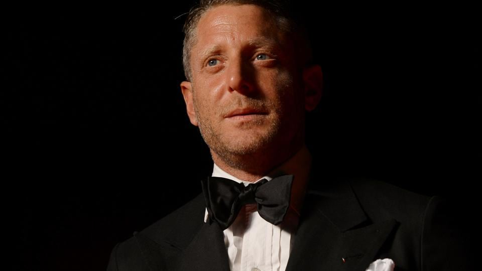 Lapo Elkann, grandson of Fiat founder Gianni Agnelli, was arrested in New York on Tuesday.
