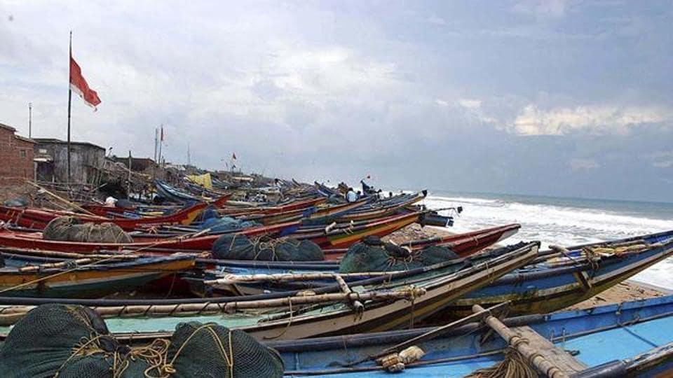 Cyclonic Storm,Tamil Nadu,Bay of Bengal