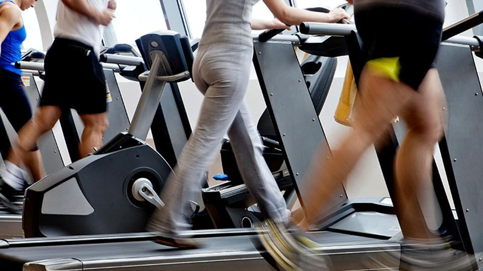 Exercise boosts brain function by increasing blood flow that prevent brain cells from age-related atrophy.