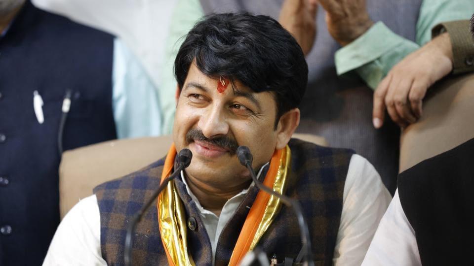 Manoj Tiwari was appointed as the president of Delhi BJP on November 30.