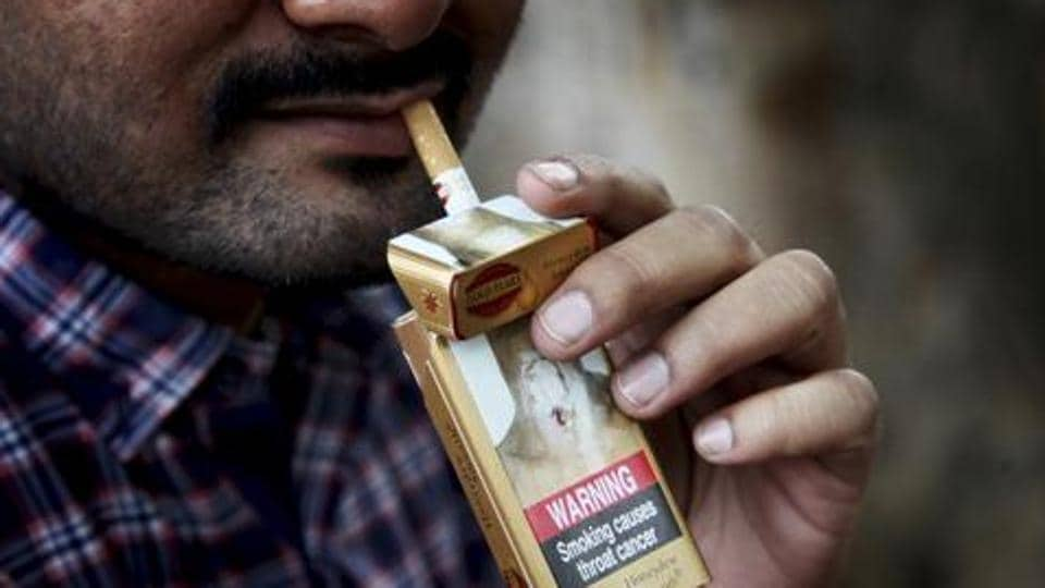 All smokers face a markedly higher danger of heart attacks than non-smokers.