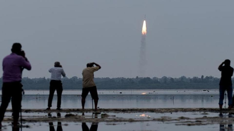 India will launch 83 satellites in one go in January next year, the Lok Sabha was told on Wednesday.