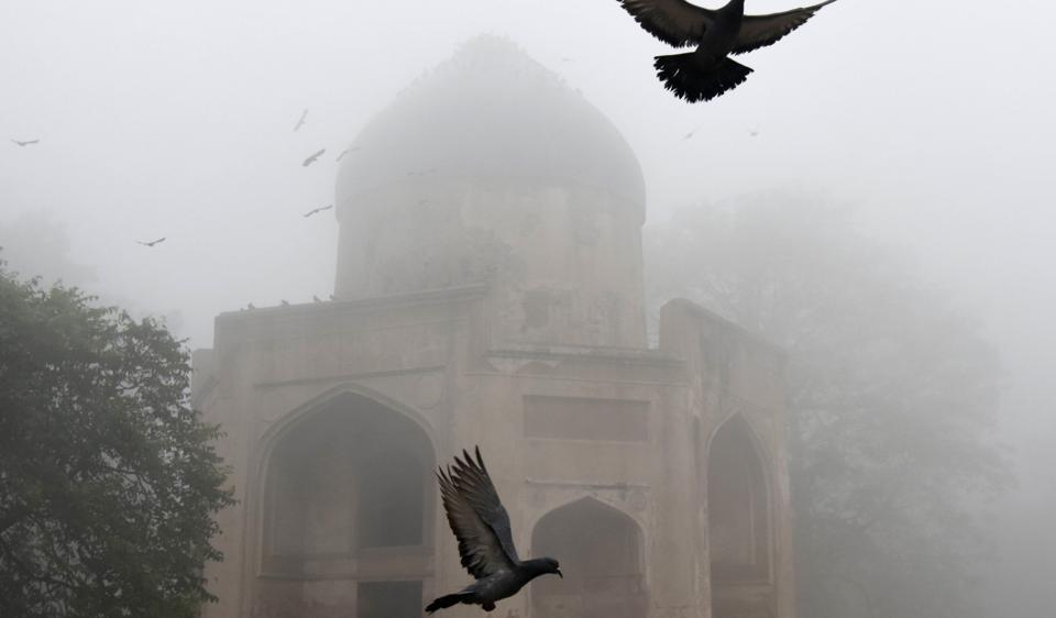 The first fog of the season announced the arrival of winter in the national Capital on Wednesday. It came as a surprise as people, including the Met officials, were not expecting the dense fog to set in this quickly.