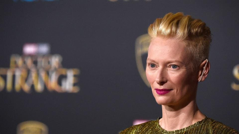 Tilda Swinton,Harry Potter,Doctor Strange