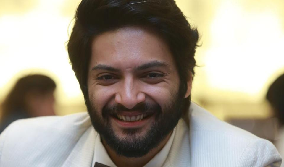 Actor Ali Fazal was shooting for the film in London.