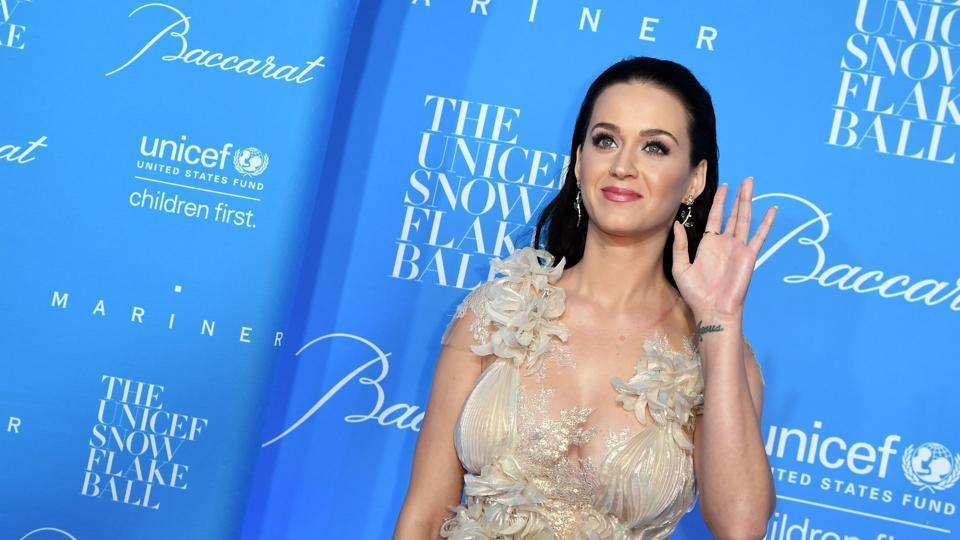 UNICEF Gala,Hillary Clinton,Katy Perry