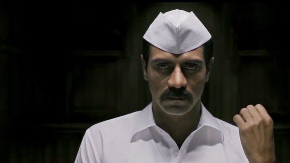 Daddy teaser,Arjun rampal,Arun Gawli