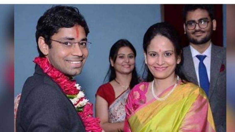 Andhra IAS officer,Wedding,Rs 500