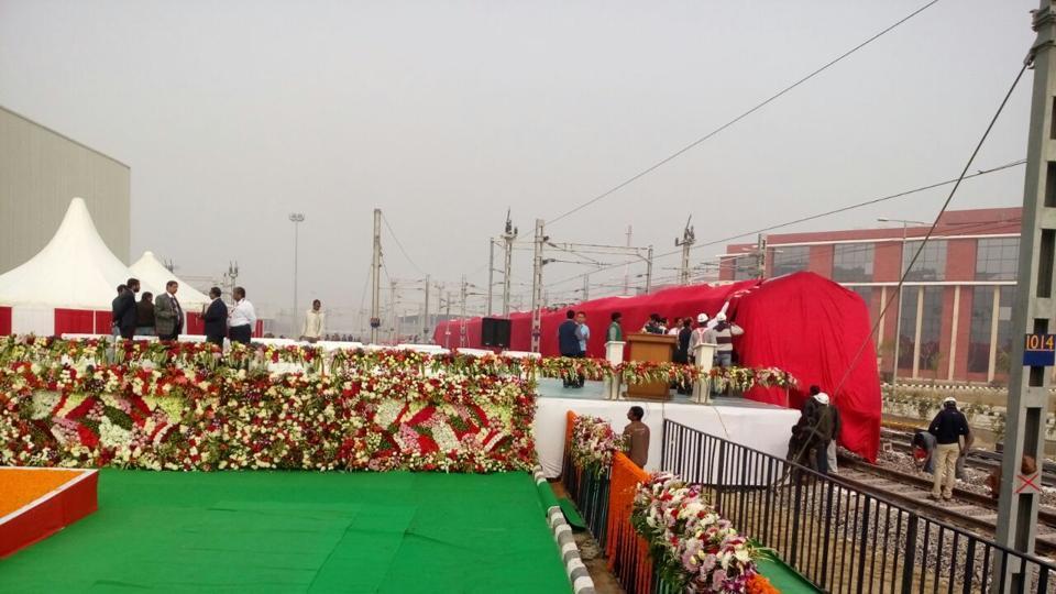 Lucknow metro,Lucknow Metro Rail,Trail run