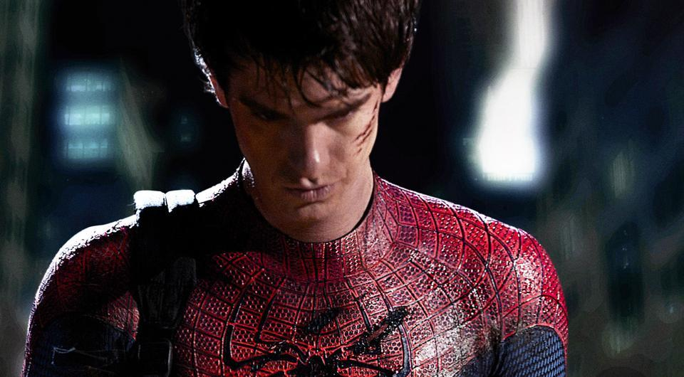 Andrew Garfield played the superhero in 2012's The Amazing Spider-Man followed by The Amazing Spider-Man 2 in 2014.