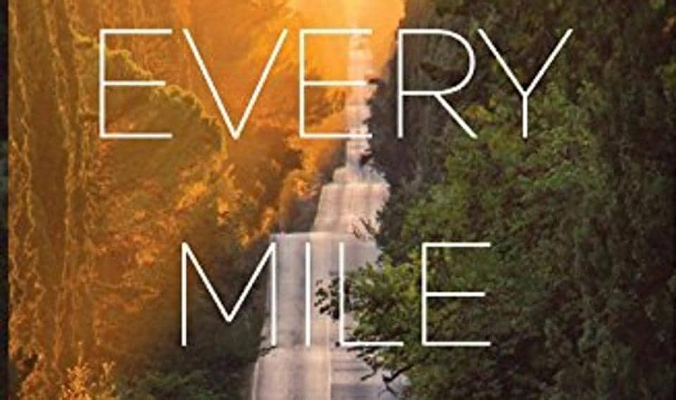 Cover of the book, Every Mile  a Memory, by Partha Sarthi Sen Sharma.
