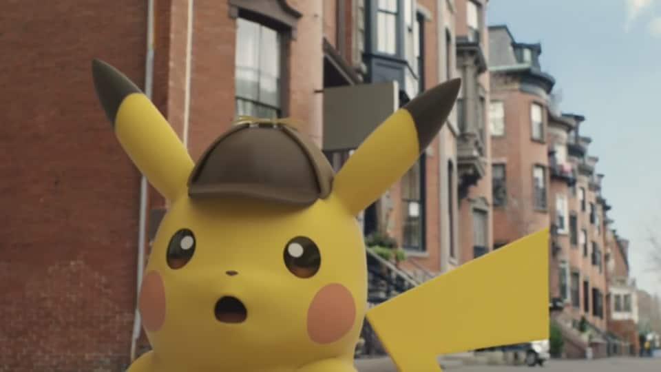 Pokemon,Detective Pikachu,Pikachu