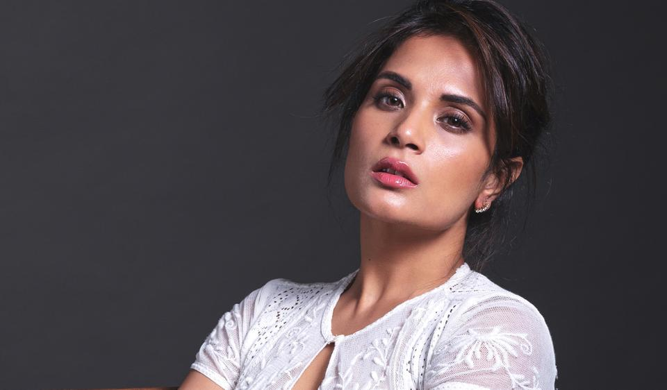 Actor Richa Chadha feels our National Anthem is really positive.